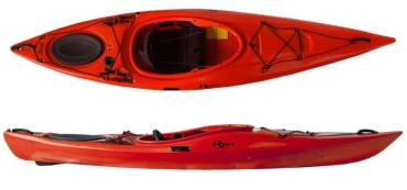 Riot Edge 11 with Skeg Touring Kayak