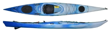 Riot Edge 15 with Skeg Touring Kayak