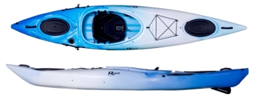 Riot Enduro 12 with Skeg Touring Kayak