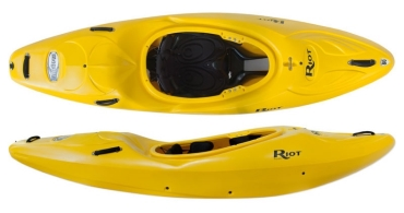 Riot Magnum White Water Kayaks