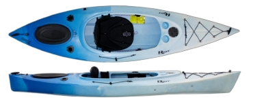 Riot Quest 10 HV Touring Kayak